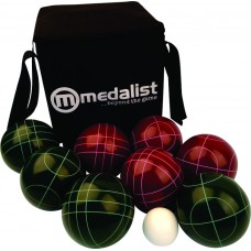 Medalist 8 Bocce Set In Nylon Bag