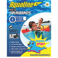 Aqualine Roll-Up Arm Bands