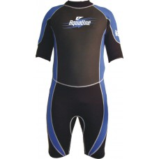 Aqualine Mens Shorty Wetsuit
