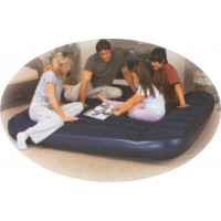Bestway Easy Inflate Flocked Air Bed