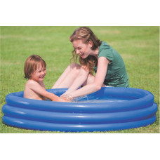 Bestway Assorted (102cm) 3 Ring Kiddie Pool