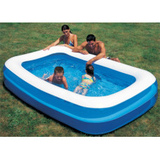 Bestway Blue Rectangular Pool