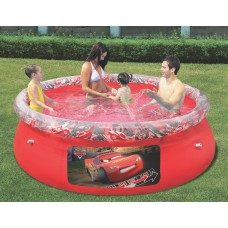 Bestway Cars Fast Pool Set