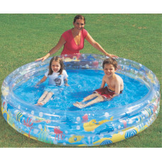Bestway Deep Dive (183cm) 3 Ring Pool
