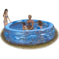 Bestway De Luxe Crystal Pool