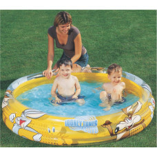 Bestway Looney Tunes 3 Ring Pool