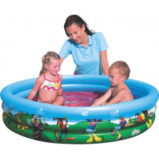 Bestway Mickey 3 Ring Pool