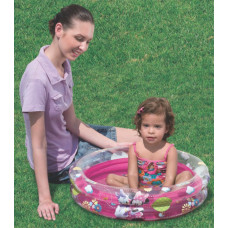 Bestway Minnie 3 Ring Pool
