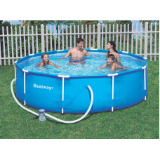 Bestway Steel Pro Frame Pool Set - 12 x 30