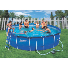 Bestway Steel Pro Frame Pool Set - 15 x 48