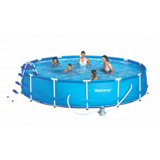 Bestway Steel Pro Frame Pool Set - 12' x 48'