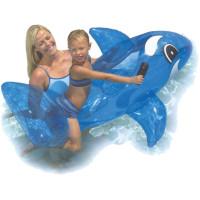 Bestway Transparent Whale Rider