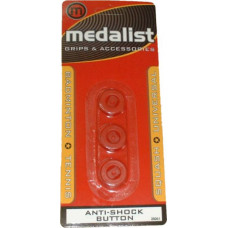 Medalist Anti-Shock Buttons