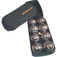 Medalist 8 Boules Set In Nylon Bag