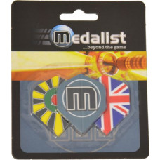 Medalist Polyester Combo Flights