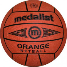 Medalist Orange Netball Ball