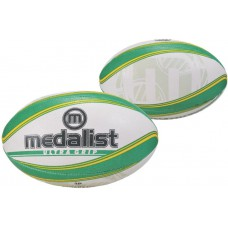 Medalist Ultra Grip Rugby Ball