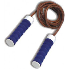 Medalist Weighted Leather Skip Rope