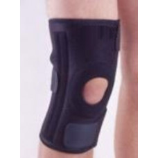 Medalist Neoprene Open Patella with Stays Knee Support