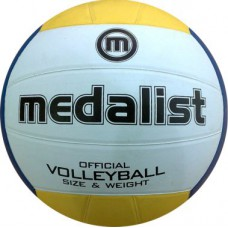 Medalist Rubber Multi Volleyball Ball