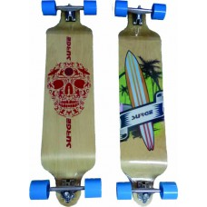 Surge Screamer Longboard