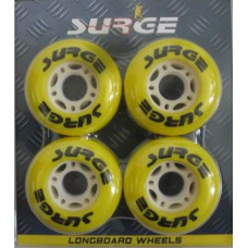 Surge 70 x 42mm Longboard Wheels