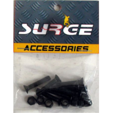 Surge Mounting Nut & Bolt Skateboard Set
