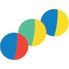 Tanga Two-Tone Balls