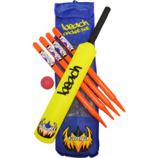 Tanga Beach Cricket Set