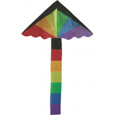 Tanga Rainbow Super Flyer Kite